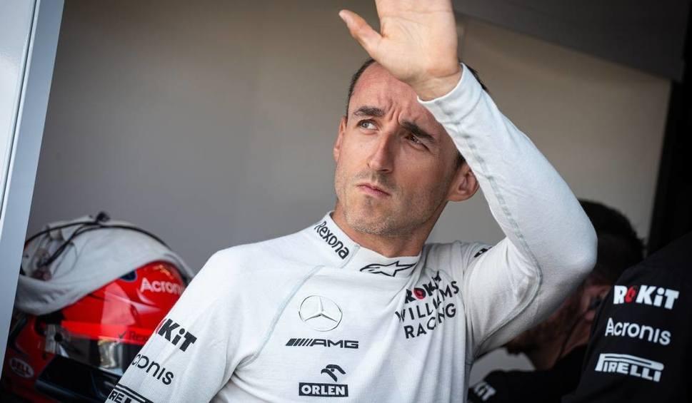 """Film do artykułu: Robert Kubica na okładce gry """"F1 2019"""". """"Mimo wyników jest bardzo popularny"""""""