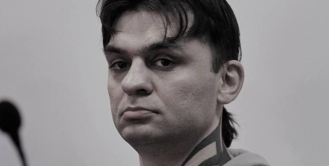 """Ciało Dawida """"Cygana"""" Kosteckiego znaleziono w celi aresztu śledczego w Białołęce w nocy z 1 na 2 sierpnia 2019 r."""