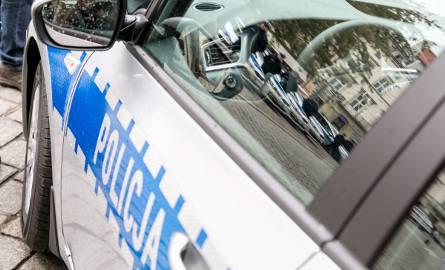 Policyjna kontrola zakończona zarzutami dla wszystkich podróżujących autem
