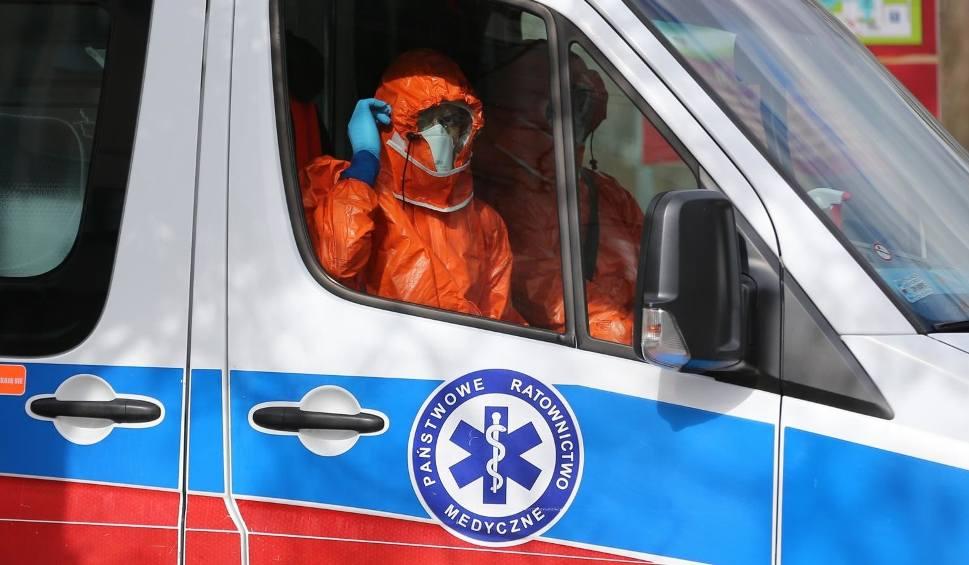 Film do artykułu: Koronawirus. Informacje, komunikaty, wydarzenia z Podkarpacia. Raport w sprawie epidemii [23.11]