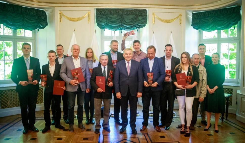 Film do artykułu: Nagrody pieniężne dla białostockich sportowców i trenerów