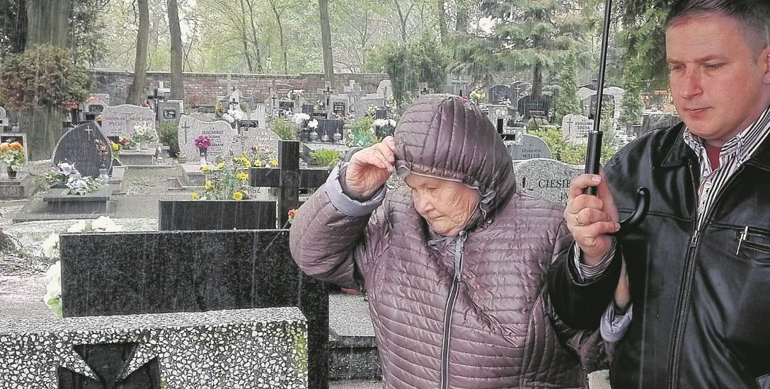 Paweł Besaraba walczy o pamięć szeregowego milicjanta