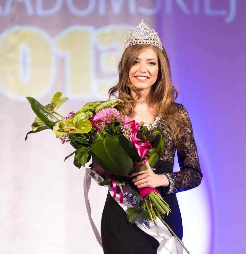 EVENTS: Finał Miss Polonia Ziemi Radomskiej 2013