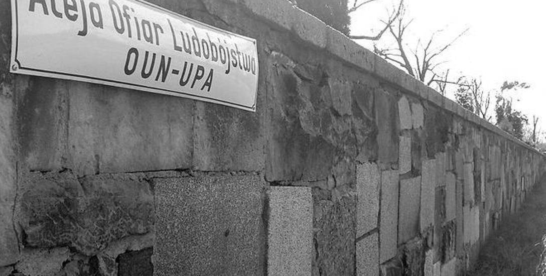 Aleja Ofiar Ludobójstwa OUN-UPA w Legnicy