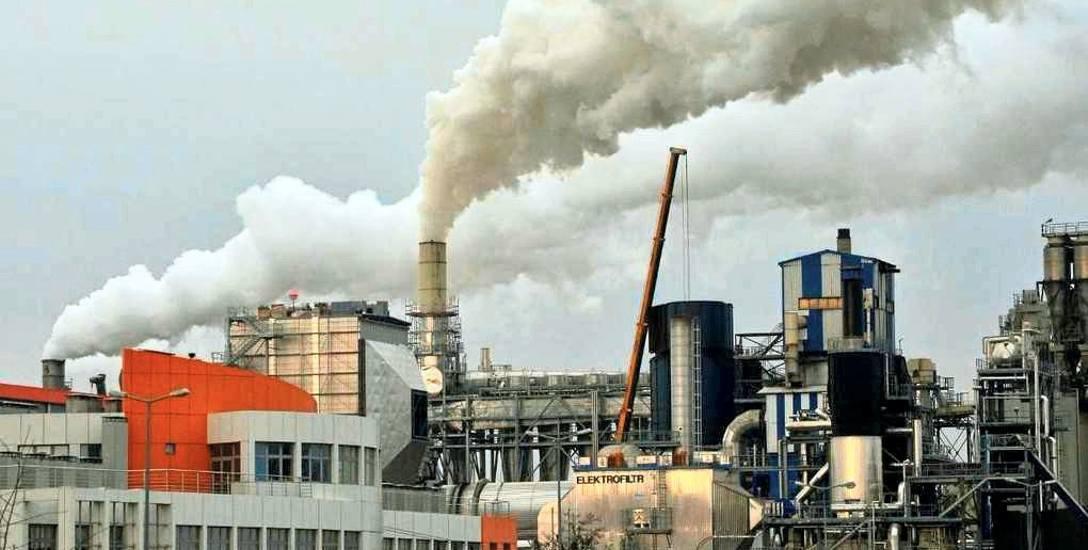 Na jakość powietrza wpływ ma przemysł i to, czym mieszkańcy palą w piecach. Tylko w tym roku Straż Miejska przeprowadziła w Mielcu prawie 700 kontroli