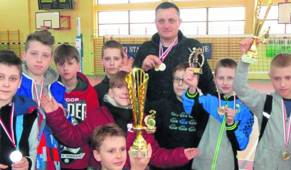 Film do artykułu: Sukces młodych siatkarzy z Koszalina