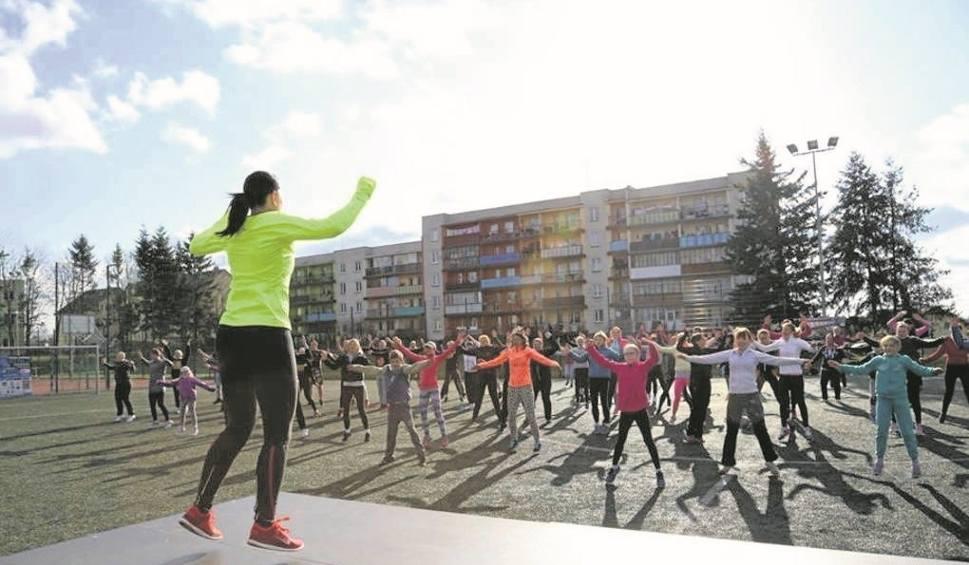 Film do artykułu: II Maraton Zumby i Fitnessu w Drawsku Pomorskim