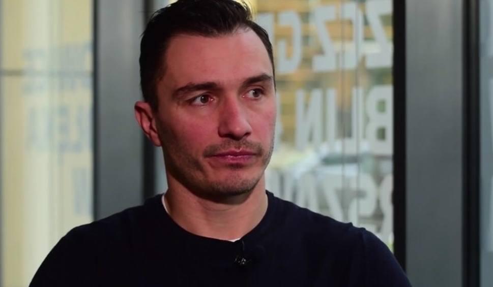 Film do artykułu: MAGAZYN SPORTOWY. Marek Saganowski o szansach Legii w meczu LM ze Sportingiem