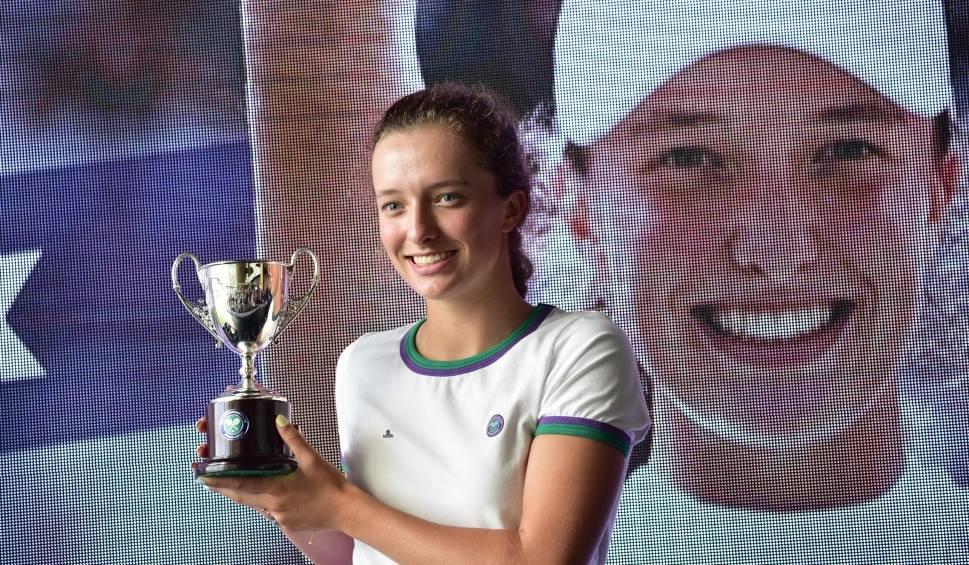 Film do artykułu: WTA Cincinnati. Fantastyczny początek Igi Świątek. Wypunktowana Caroline Garcia