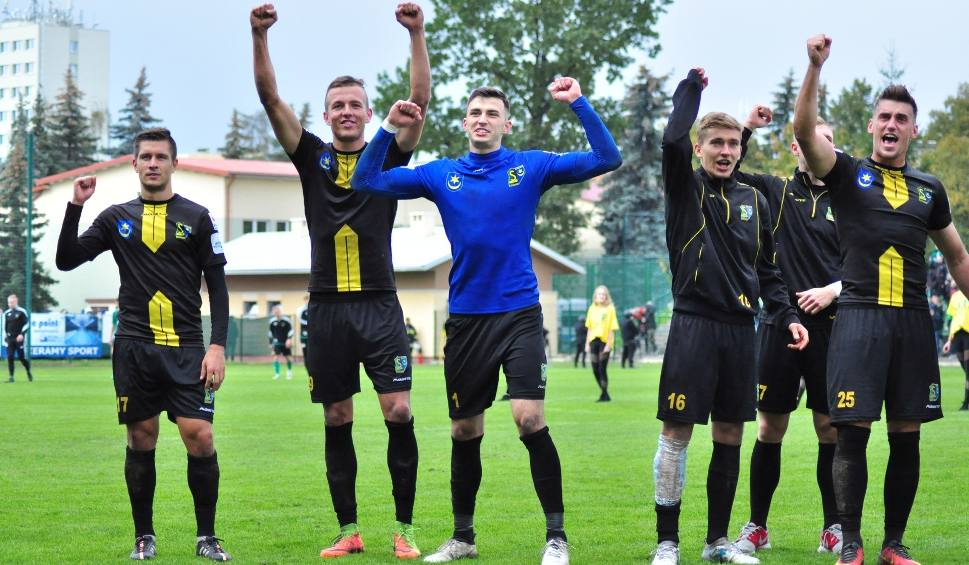 Film do artykułu: Piłkarze Siarki Tarnobrzeg górą w derbowym meczu ze Stalą Stalowa Wola