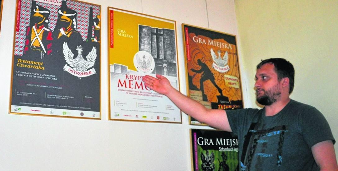 Krzysztof Augustyniak pisze pracę doktorską o bitwie pod Ostrołęką