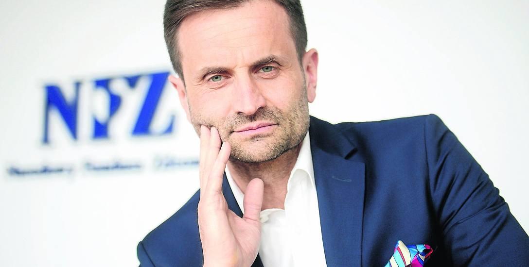 Piotr Bromber - dyrektor lubuskiego oddziału Narodowego Funduszu Zdrowia w Zielonej Górze
