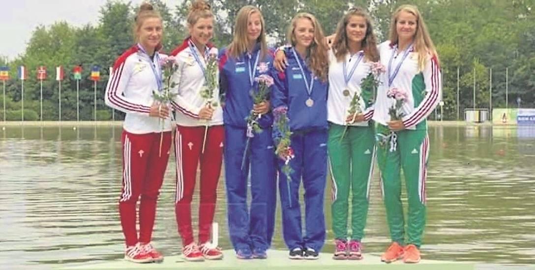 Polki: Julia Olszewska i Helena Wiśniewska przywiozły srebrne medale z Mistrzostwh Europy Juniorów i U-23 bułgarskim Plovdiv.