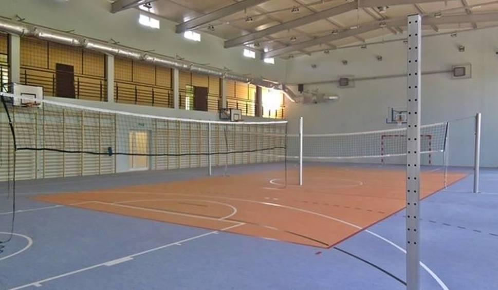 Film do artykułu: Gmina Promna. Sala gimnastyczna przy szkole w Przybyszewie już jest gotowa