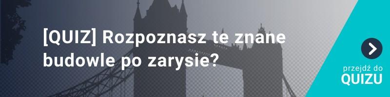 [QUIZ] Czy rozpoznasz znane budynki i miejsca po zarysie? Sprawdź się w quizie
