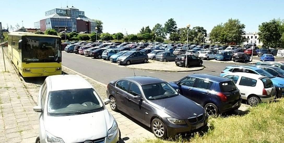 Dziś przed Palmiarnią może zaparkować 100 aut, ale liczba ta ma wzrosnąć do 460