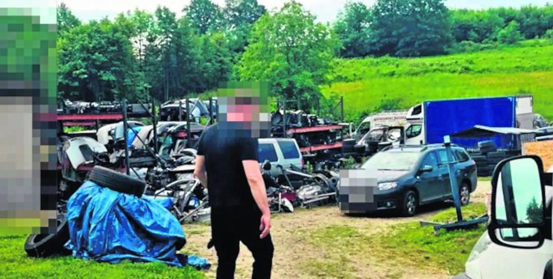 """Wyłudzili samochody za ponad milion złotych? Przestępcza """"firma"""" motoryzacyjna rozbita przez CBŚP"""