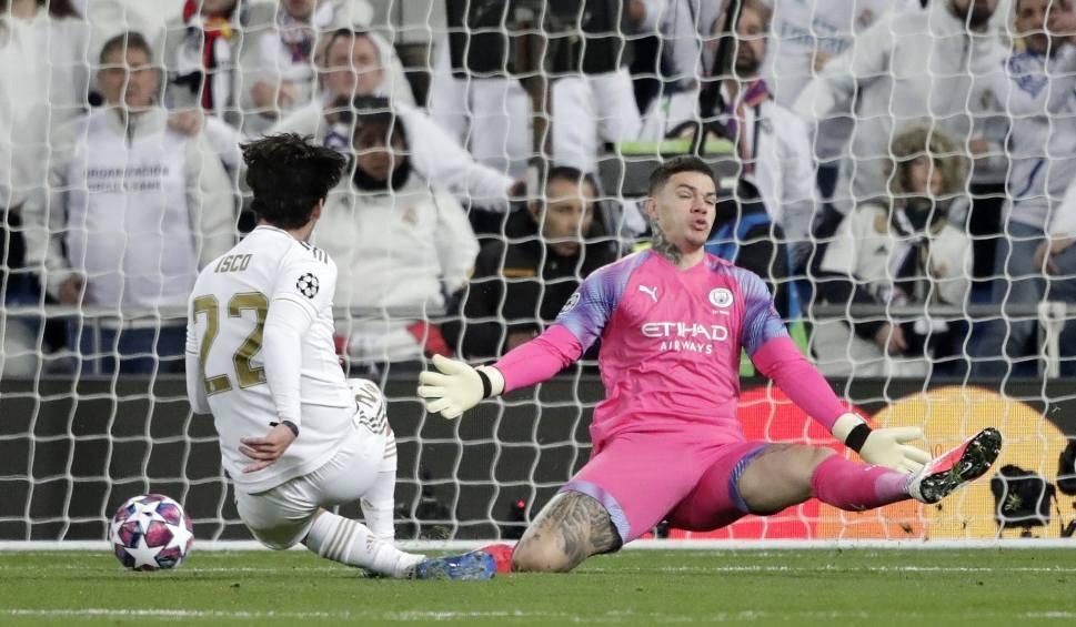 """Film do artykułu: Liga Mistrzów. """"FeliCity – Manchester Guardioli podbił Bernabeu i pozostawił Real na intensywnej terapii"""" - hiszpańskie media po meczu"""