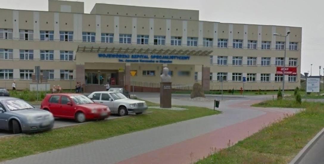Prawie rok w kolejce na rehabilitację w słupskim szpitalu
