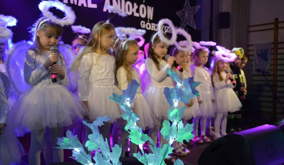 Film do artykułu: Górzyca: Dziś pierwszy dzień Festiwalu Aniołów. Już po raz trzynasty zjechały do Gminnego Ośrodka Kultury anioły z całego powiatu