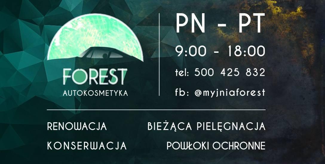 Forest Autokosmetyka