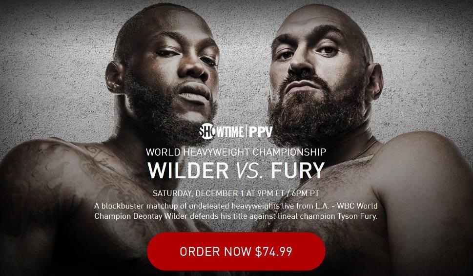 Film do artykułu: Wilder - Fury [transmisja NA ŻYWO]. Gdzie obejrzeć w TV i online. O której godzinie walka? [sobota, 1 grudnia 2018, boks]