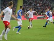 Po porażce z Włochami piłkarska reprezentacja Polski spadła z dywizji A [zdjęcia]