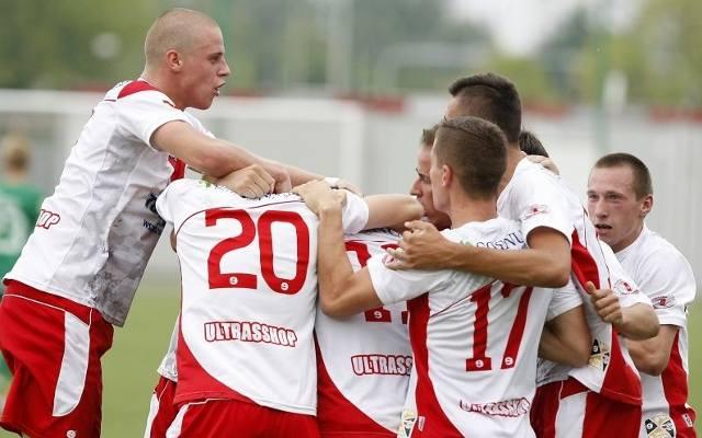 Pilica Białobrzegi - ŁKS 1:2. Patora dał zwycięstwo