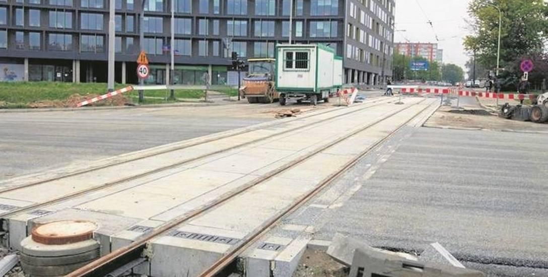 Tramwaje wrócą   na ul. Gdańską   i Kopernika