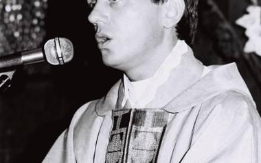 Msza św. w Krakowie Mistrzejowicach, 30 sierpnia 1984 r.
