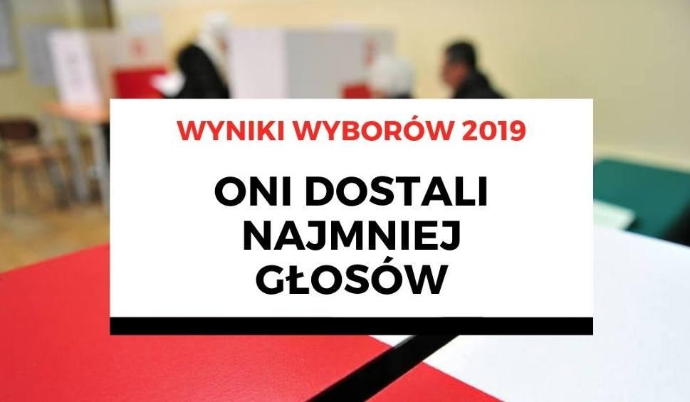 Film do artykułu: Wyniki wyborów 2019 do Sejmu. Ci kandydaci do Sejmu z woj. lubuskiego dostali najmniejszą liczbę głosów. TOP 20