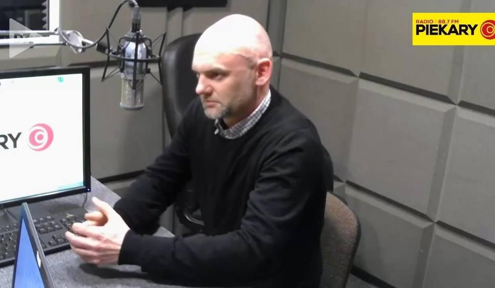 Film do artykułu: Gość Dnia DZ i Radia Piekary. Uszok: Na Śląsku też zaczyna się problem z nienawiścią na tle rasowym