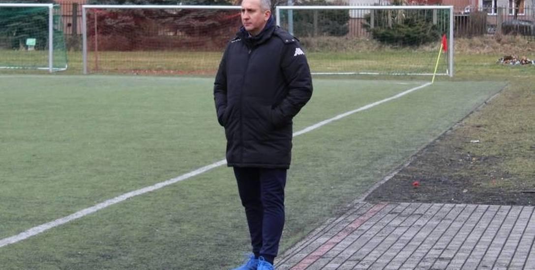 Grzegorz Opaliński, trener 3-ligowej Siarki Tarnobrzeg: Wyniki sparingów są ważne, ale nie najważniejsze