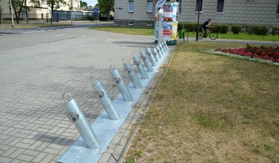 Film do artykułu: Rower miejski bardzo popularny w Stalowej Woli