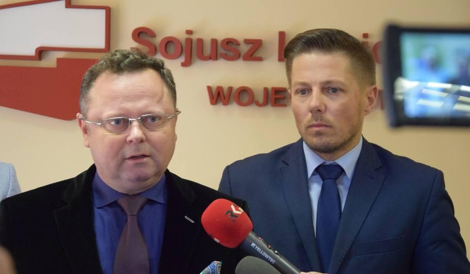 Film do artykułu: Andrzej Szejna, szef SLD w regionie ostro atakuje Dominika Tarczyńskiego, Patryka Jakiego, Beatę Szydło i Annę Zalewską