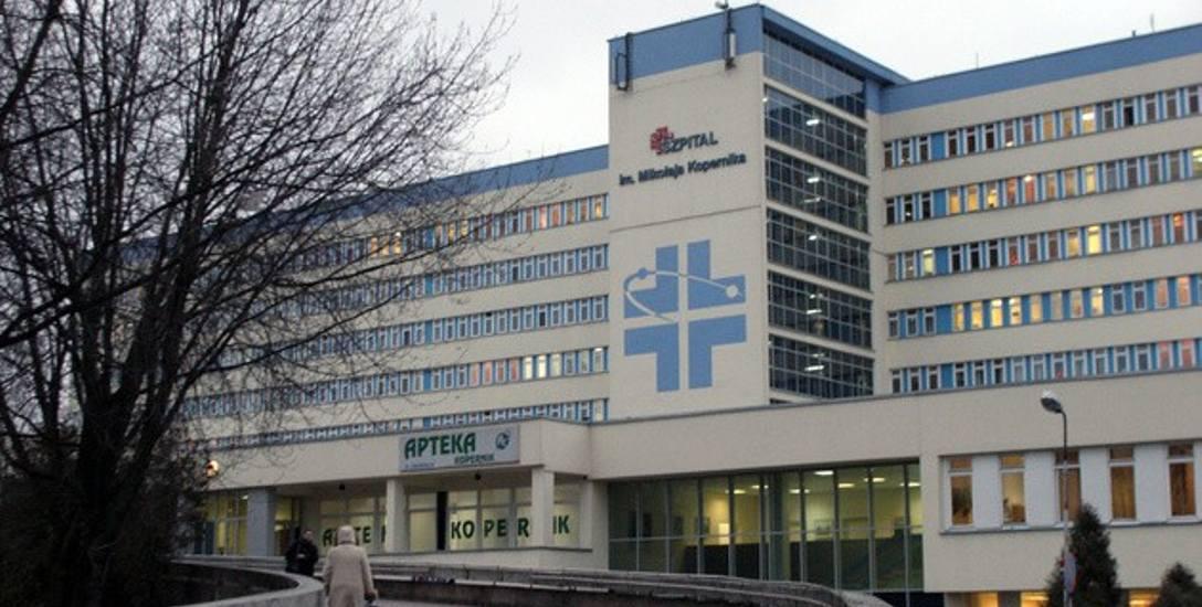 Szpital Kopernika jest liderem w pozyskiwaniu funduszy europejskich. Ostatni wywiad z Wojciechem Szrajberem