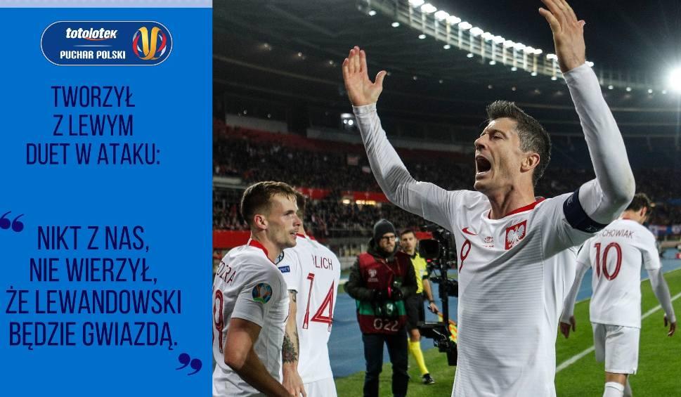 Film do artykułu: Regionalny Puchar Polski. Tworzył duet z Lewandowskim w ataku: Nikt z nas nie wierzył, że będzie gwiazdą | Flesz Sportowy24