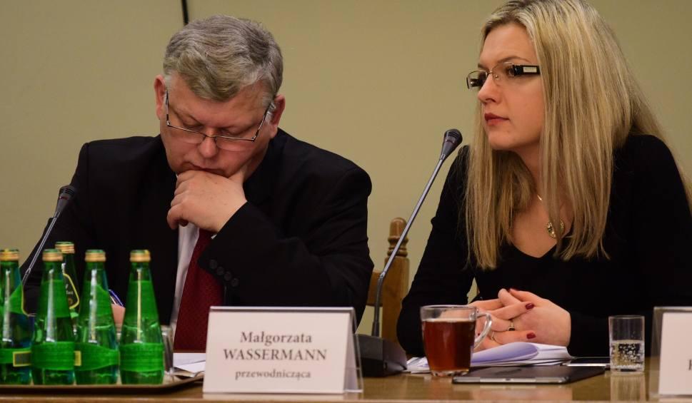 Michał Tusk i Sławomir Nowak mają stanąć przed komisją ds. Amber Gold. Zeznaje Monika Stec-Nowak