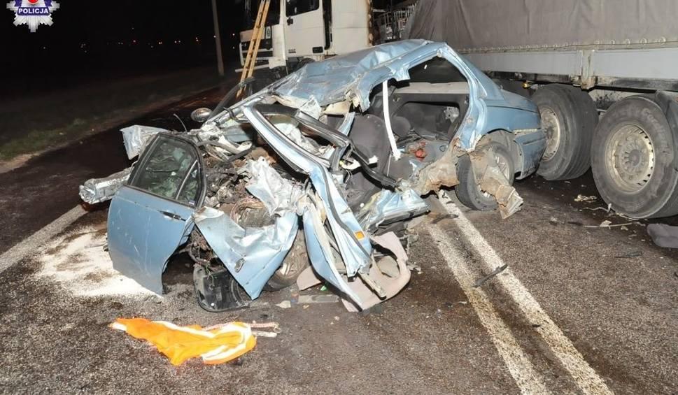 Film do artykułu: Śmiertelny wypadek w Białej Podlaskiej. Na miejscu zginął kierowca Rovera