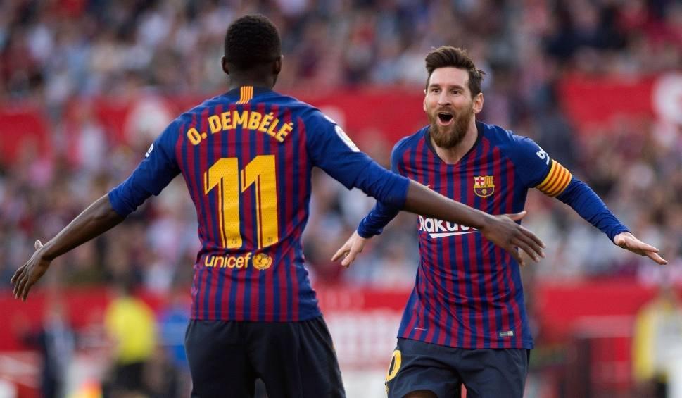 Film do artykułu: FC Barcelona - Manchester United ONLINE na żywo. [Transmisja, Liga Mistrzów, 1/4 finału - rewanż]. Gdzie oglądać w TV?