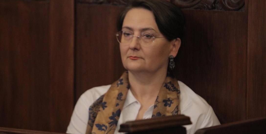 """Joanna Jaśkowiak znów w sądzie za słowa """"jestem wku...ona"""". Niedługo prawomocny wyrok"""