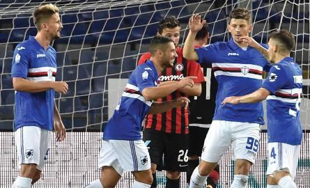 Dawid Kownacki przyjechał do Włoch z lekką nadwagą, ale dobrze przepracował okres przygotowawczy i już strzela gole dla Sampdorii