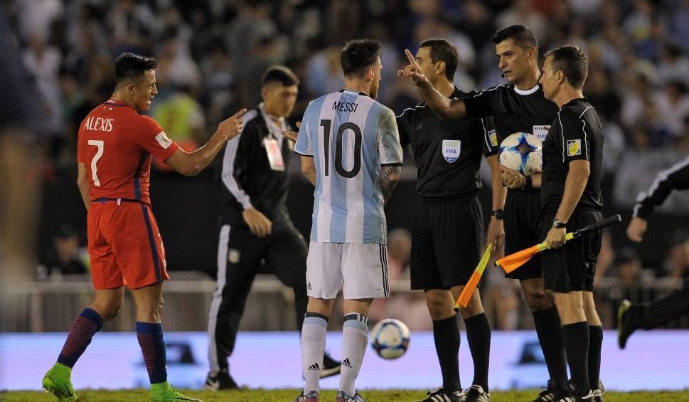 Film do artykułu: Lionel Messi zawieszony na cztery mecze w reprezentacji Argentyny