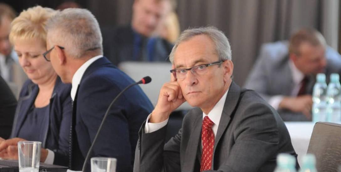 Mirosław Marcinkiewicz będzie ponownie ubiegał się o mandant radnego sejmiku.