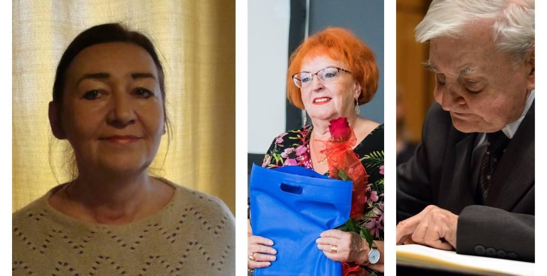 Przez wiele lat kierowali trzema bydgoskimi szkołami, dziś są na emeryturze. Lukrecja Trzemżalska-Naganowska, Czesława Feddek i Marian Szczerba.