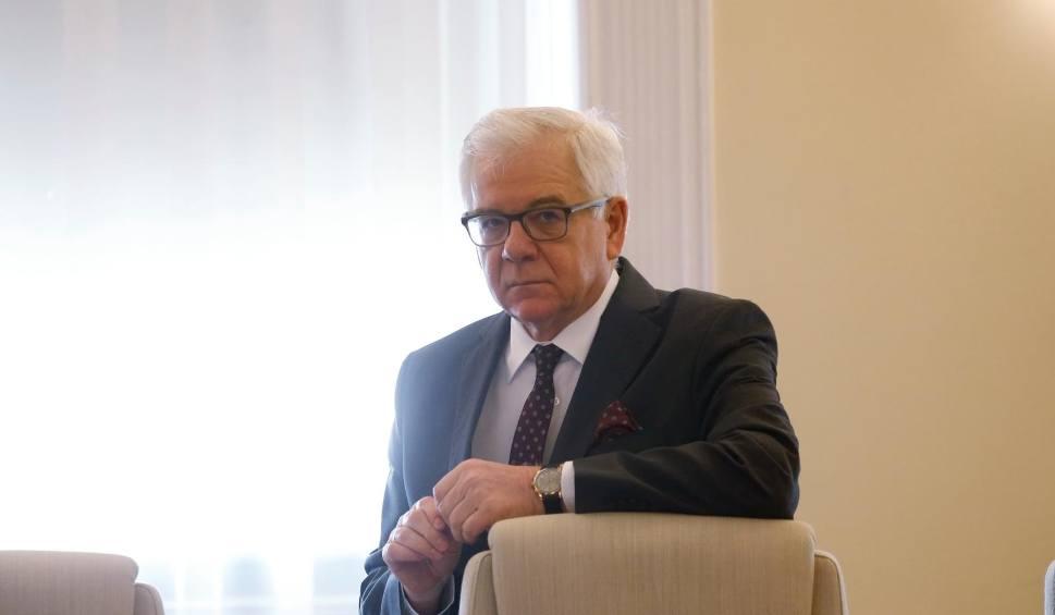 Film do artykułu: Wybory prezydenckie 2020. Minister Jacek Czaputowicz: 83 proc. pakietów wyborczych trafiło do nas z powrotem. W 2015 roku to było 66 proc.