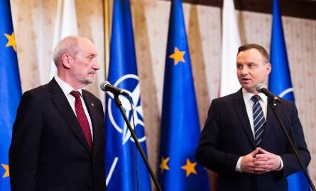 Prezydent Andrzej Duda od kilku tygodni próbuje zaznaczyć swoją niezależność polityczną