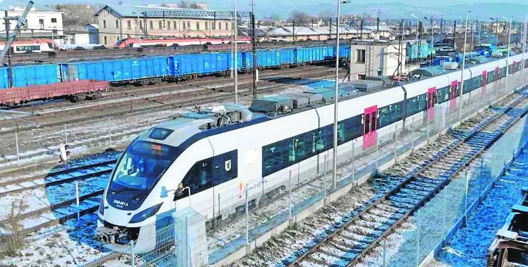 Dwa nowe Impulsy zakupione przez urząd marszałkowski będą kursować na trasie Słupsk - Trójmiasto - Elbląg. Kolejne tego typu pociągi na torach pojawią