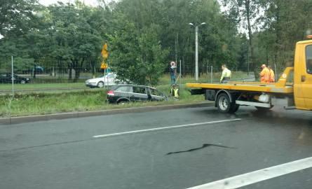 W Katowicach doszło do serii kolizji