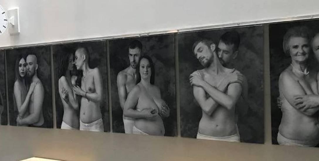 Zdecydowano o usunięciu części wystawy Interphoto ze ścian wydziału matematyki Uniwersytetu w Białymstoku. Chodzi o prace Patrycji Łapszy.